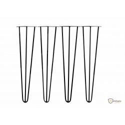 Hairpin Leg de tres vertices