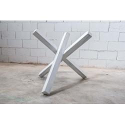 Pata para mesa, diseño Sioux