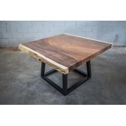 Mesa madera Suar 1,3 X 1,3
